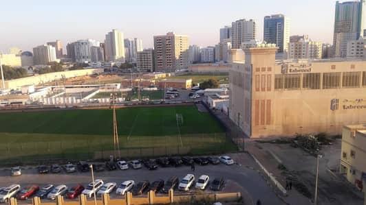 2 Bedroom Flat for Rent in Al Rashidiya, Ajman - Full  stadium view 2 bhk for rent in ( AJMAN )