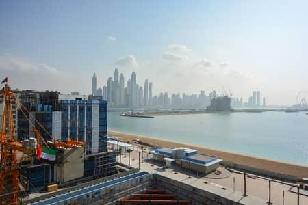 شقة 2 غرفة نوم للايجار في نخلة جميرا، دبي - view