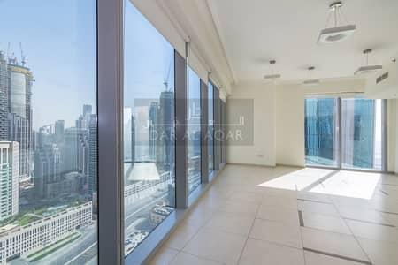 فلیٹ 3 غرف نوم للايجار في وسط مدينة دبي، دبي - Magnificent 3 Bedroom in the Iconic Downtown Dubai