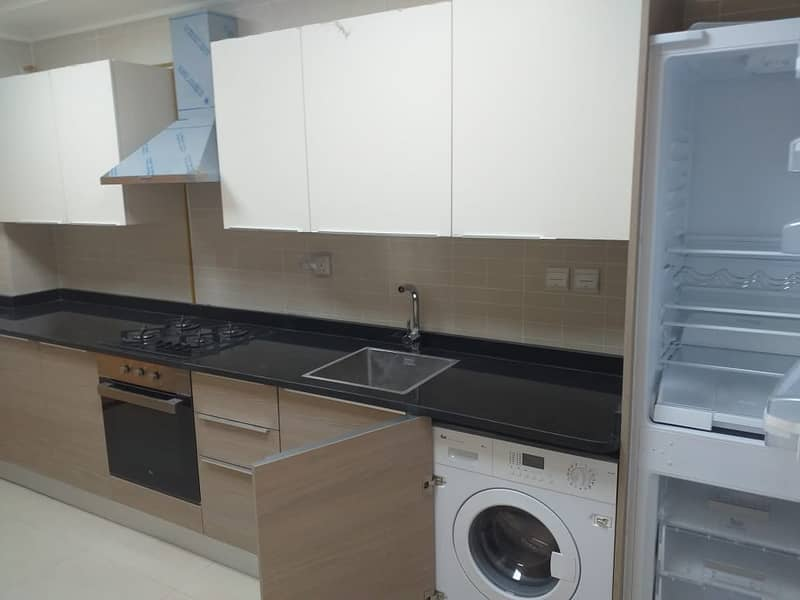 2 BIGGER  size Brand new/ Spacious/2 bedroom / balcony/ Facilities FOR RENT IN PHASE 2
