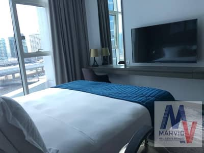 Hotel Apartment for Sale in Business Bay, Dubai - Fully-Furnished Studio for Sale in Prive