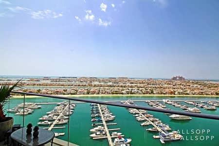 فلیٹ 2 غرفة نوم للبيع في نخلة جميرا، دبي - New   2 Bed   High Floor   Atlantis View