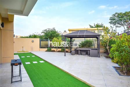 4 Bedroom Villa for Rent in Al Barsha, Dubai - Largest 4 bedroom on a large corner plot