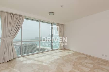 3 Bedroom Apartment for Rent in Jumeirah Beach Residence (JBR), Dubai - Rare 3 Bed plus Maids with Dubai Eye View