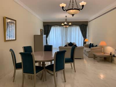 شقة 2 غرفة نوم للايجار في البدع، دبي - شقة في مركز دون البدع 2 غرف 110000 درهم - 4516946
