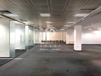 Half floor office | Prime location | Vacant
