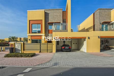 4 Bedroom Villa for Rent in Al Barsha, Dubai - Independent Villa  | Corner position | Vacant
