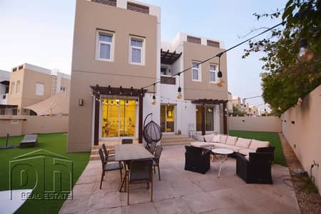 3 Bedroom Villa for Sale in Mudon, Dubai - Do Not Miss - Vacant Home - Corner Plot