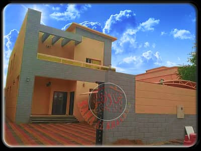 Distinctive modern design villa - 5 master bedrooms - freehold