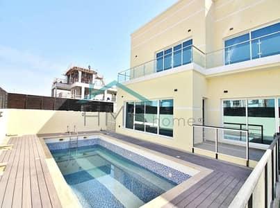 فیلا 5 غرف نوم للايجار في مثلث قرية الجميرا (JVT)، دبي - Brand New Purpose Built 5 Bed in JVT