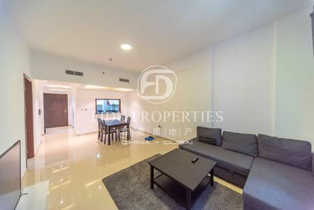 1 Bedroom Flat for Rent in Dubai Silicon Oasis, Dubai - Next to School | Middle floor | Pool view