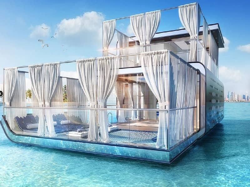Bentley Signature | Floating Villa | Unique | 2BR