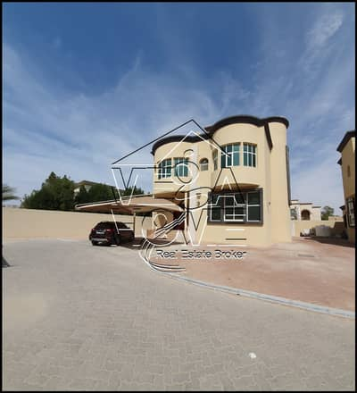4 Bedroom Villa for Rent in Shakhbout City (Khalifa City B), Abu Dhabi - GORGEOUS 4 BED VILLA OUTSIDE KITCHEN DRIVER ROOM