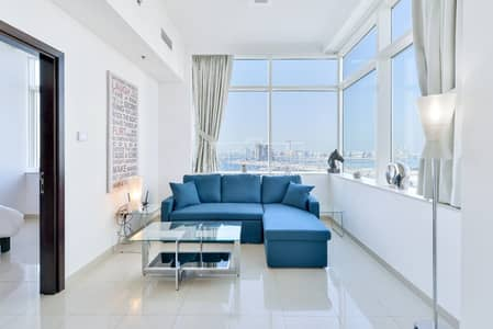 1 Bedroom Flat for Sale in Dubai Marina, Dubai - Fully Furnished  Vacant Sea View For Sell