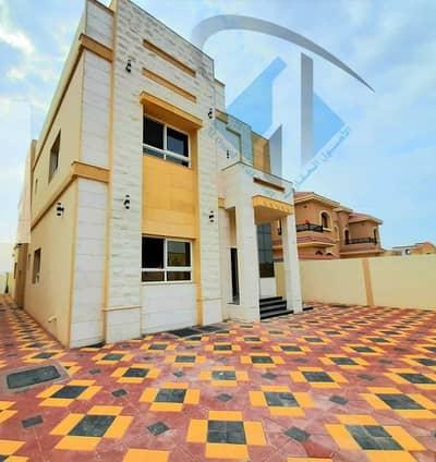فیلا 5 غرف نوم للبيع في المويهات، عجمان - front side