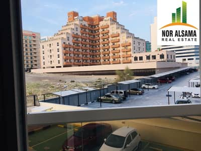 Studio for Rent in Dubai Silicon Oasis, Dubai - CHILLER FREE !! GATES 2 !! NEAT AND CLEAN STUDIO WITH BALCONY JUST IN 24/2 OR 25/4
