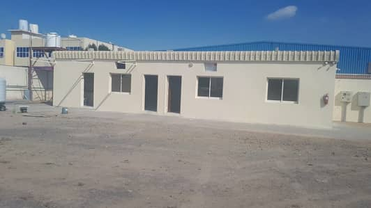 مستودع  للبيع في الجرف، عجمان - مستودع في المنطقة الصناعية الجرف الجرف 1500000 درهم - 4517439