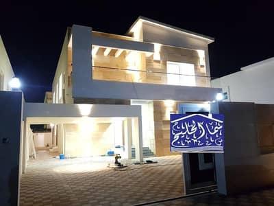 فیلا 5 غرف نوم للبيع في المويهات، عجمان - فيلا سوبر ديلوكس للبيع بالقرب من أكاديمية عجمان