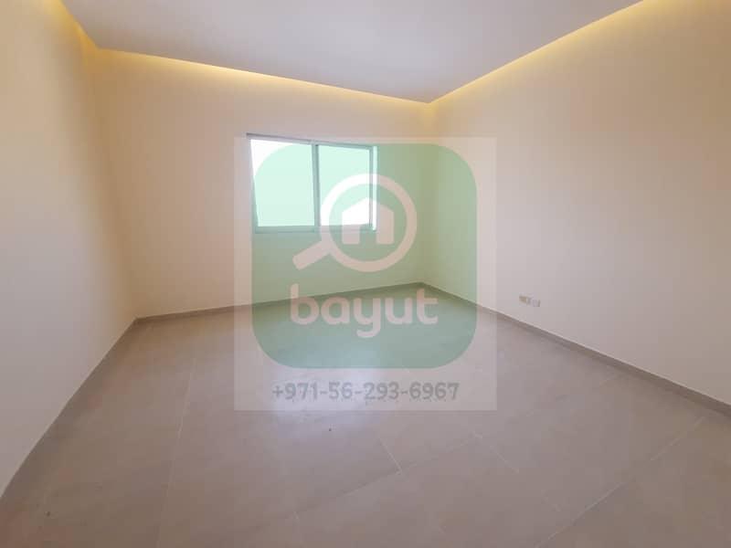 Aed 2,000/-Monthly Brand New studio's In Khalifa City B