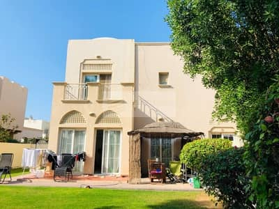 3 Bedroom Villa for Sale in The Springs, Dubai - Lake View   Big Plot   3BR Type3E   Rented on June