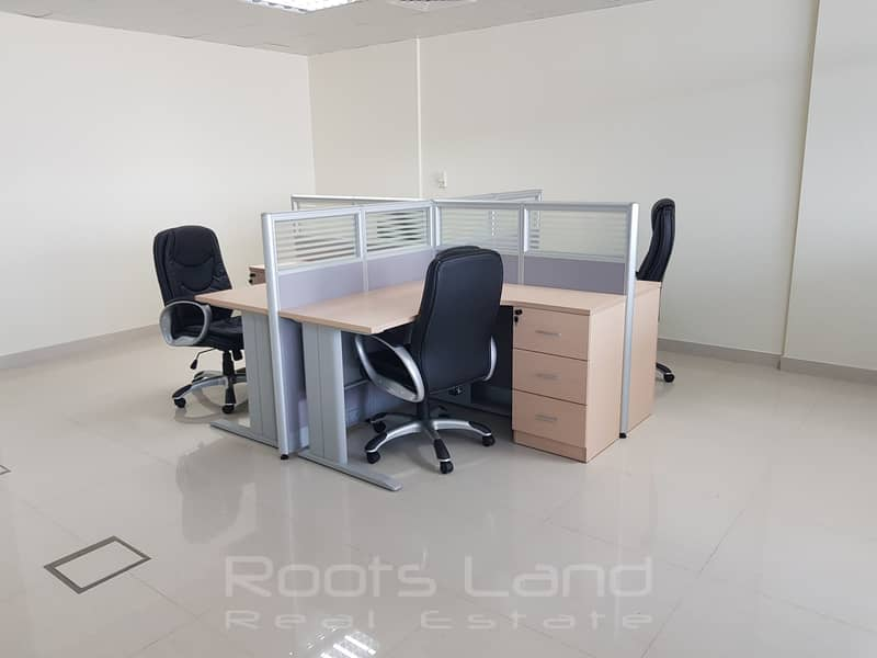 16 Fully Fitted Office & Full Golf View
