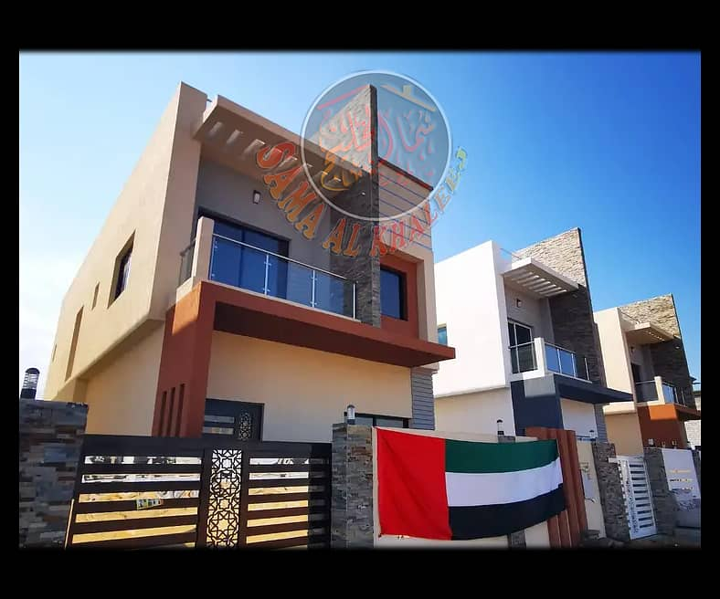 Luxury villa with modern design and attractive price - freehold