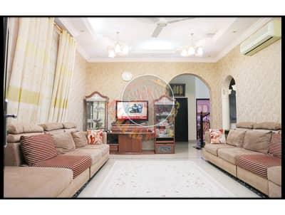 FullY Furnished villa - 5000 ft 5 Master rooms for sale in Al Rawda - Ajman
