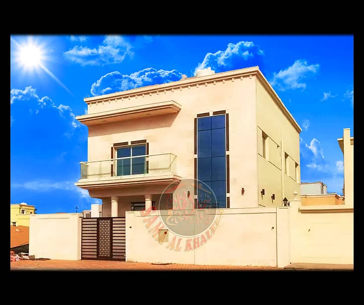 New villa close to a mosque at a great price - on a Main Road