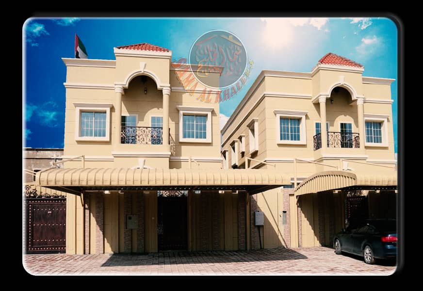 Luxurious villa with upscale interiors for sale - water and electricity