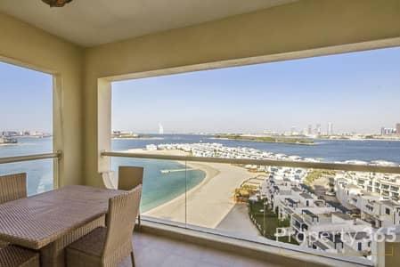 شقة 1 غرفة نوم للبيع في نخلة جميرا، دبي - Stunning Beachfront   Sea view   Luxury Living