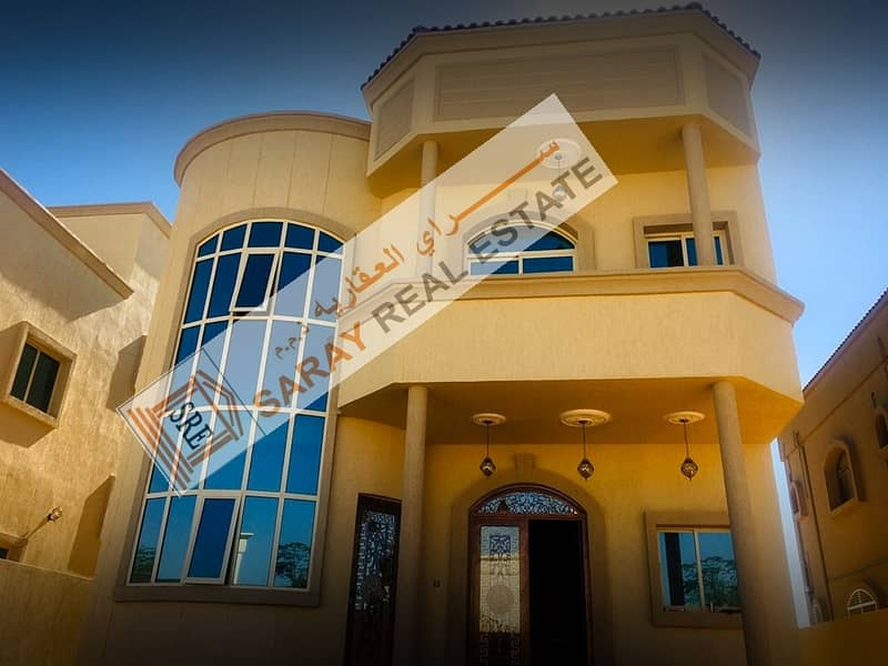 Marvellous villa with European design for sale