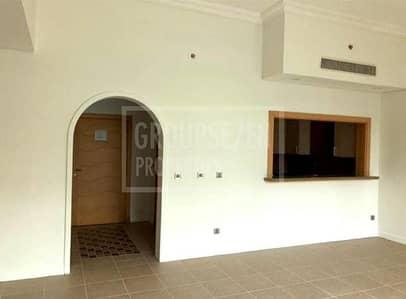 شقة 2 غرفة نوم للايجار في نخلة جميرا، دبي - Well Maintained 2Bed Apartment Type E in Shoreline