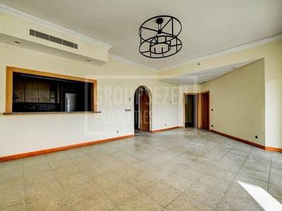فلیٹ 2 غرفة نوم للايجار في نخلة جميرا، دبي - Shoreline 2 Beds Apartment  Rent  Palm Jumeirah