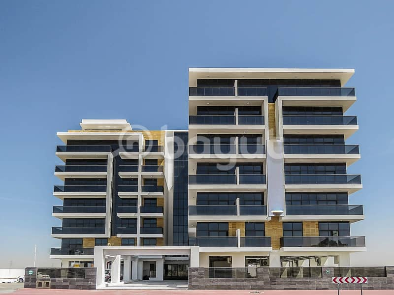 Brand New Building | Near Expo 2020 | Bulk Units