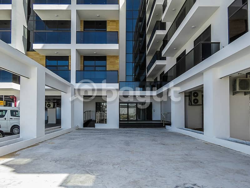 2 Brand New Building | Near Expo 2020 | Bulk Units
