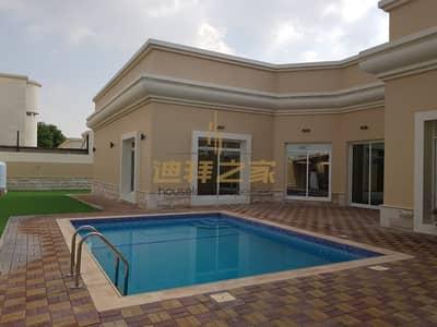 فیلا 4 غرف نوم للايجار في عود المطينة، دبي - Well Maintained Spacious 4BHK + Maid's Villa with Pvt Pool