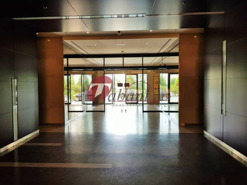 15 Shell and core office for rent in JVC