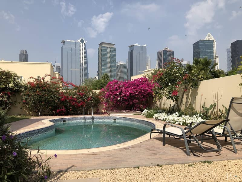 2 Private Pool | Great Views | Corner Plot