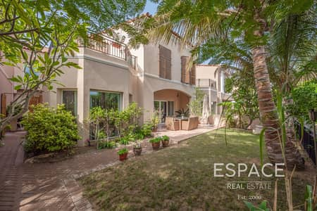 3 Bedroom Villa for Sale in Green Community, Dubai - Close to Main Park & Pool | Immaculate