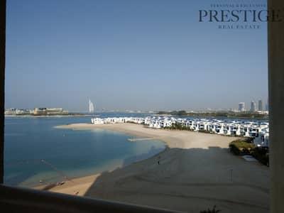 فلیٹ 2 غرفة نوم للايجار في نخلة جميرا، دبي - 2 Beds Rent | Sea View | Palm jumeirah