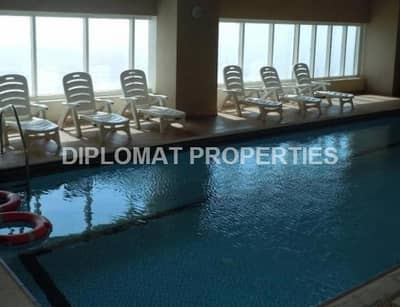 1 Bedroom Apartment for Rent in Jumeirah Lake Towers (JLT), Dubai - Massive Size 1 BR, LAKE POINT ! Ready to Move in.