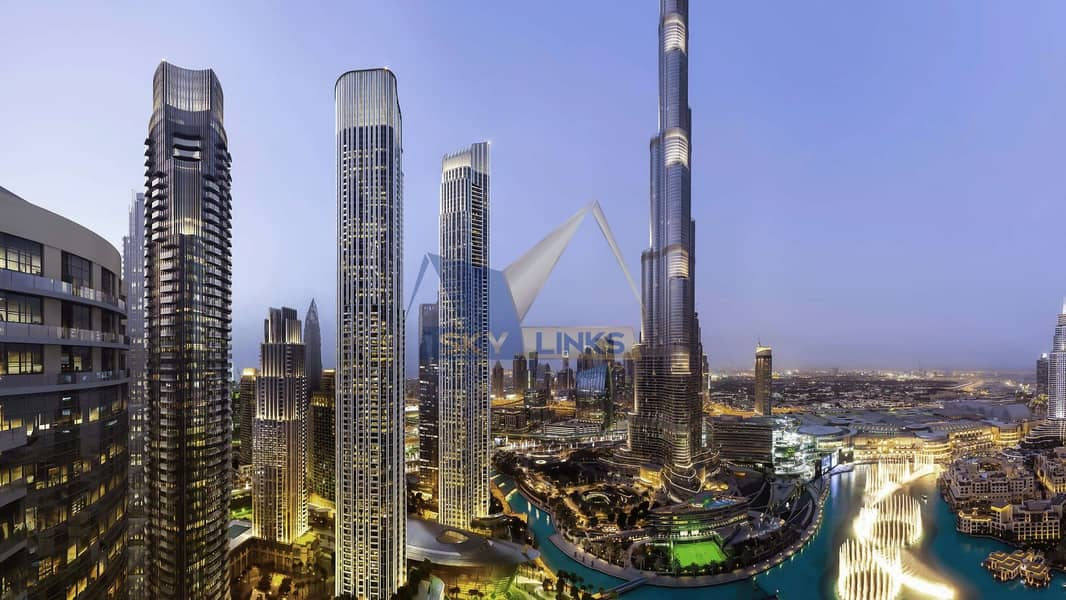IL Primo  By Emaar 5 BR PENT HOUSE FOR SALE