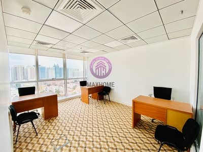 مکتب  للايجار في الدانة، أبوظبي - Getting The Most For your Business ||High End Serviced Spaces