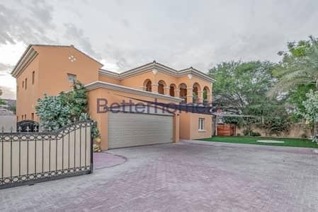 5 Bedroom Villa for Sale in Arabian Ranches, Dubai - Exclusive| Private Plot | Pool & Jacuzzi | Vacant