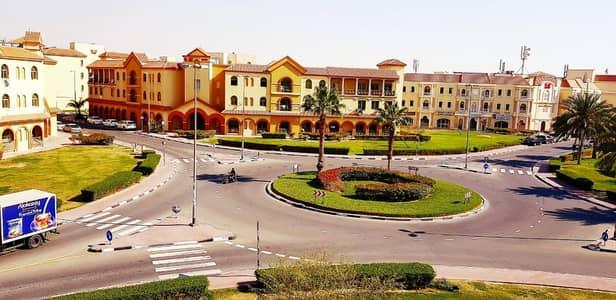 فلیٹ 1 غرفة نوم للايجار في المدينة العالمية، دبي - اسبانيا الفئة غرفة واحدة شقة للإيجار في فترة الخدمة فقط 30000 من 4 المدفوعات