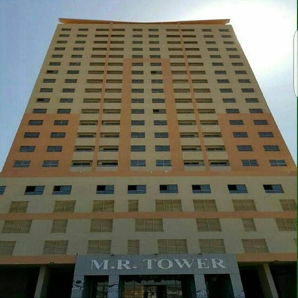 DISTRESS DEAL !!! CHEAPEST 2 BHK FOR SALE IN M. R TOWER EMIRATES CITY IN 140 k