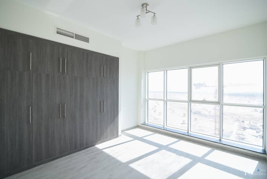 Brand New Spacious With Maid's room Closed Kitchen