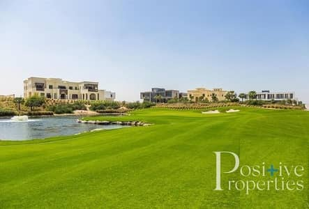 Plot for Sale in Dubai Hills Estate, Dubai - Huge Plot with Spectacular View of Golf Course