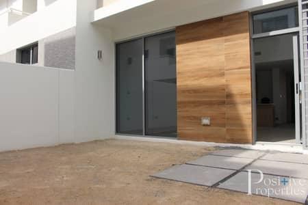 تاون هاوس 2 غرفة نوم للايجار في دبي الجنوب، دبي - STUNNING TOWNHOME | BRAND NEW | GROUND FLOOR UNIT