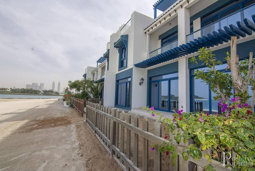 Burj Al Arab View | Direct beach access| Ready to move in